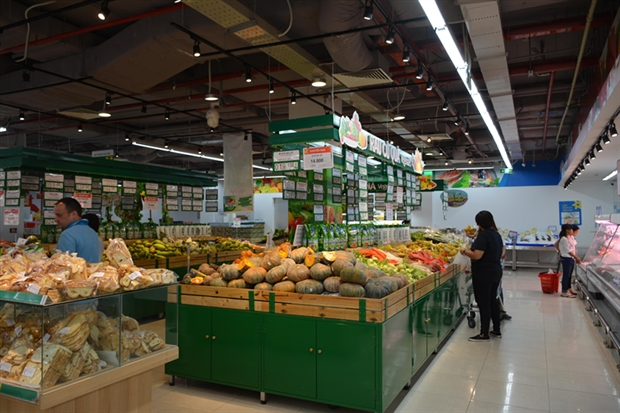 Opening of the Vinmart Danang